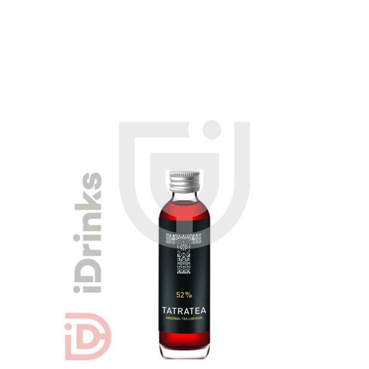 Tatratea Eredeti Tea Likőr Mini [0,04L 52%]