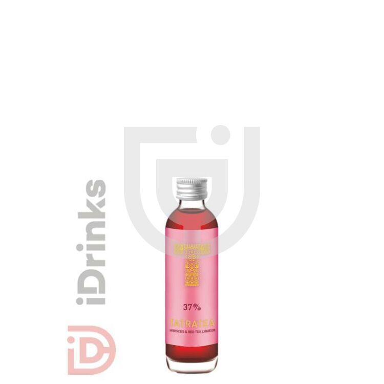Tatratea Hibiscus Tea Likőr Mini [0,04L|37%]