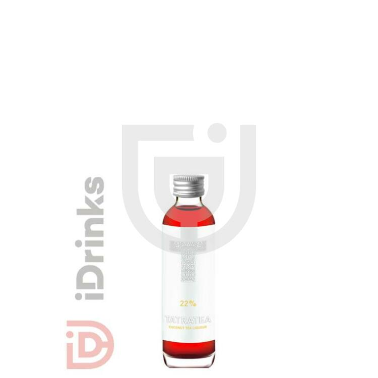 Tatratea Kókusz Tea Likőr Mini [0,04L 22%]