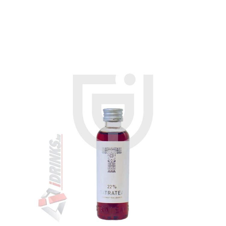 Tatratea Kókusz Tea Likőr Mini (PET) [0,05L 22%]