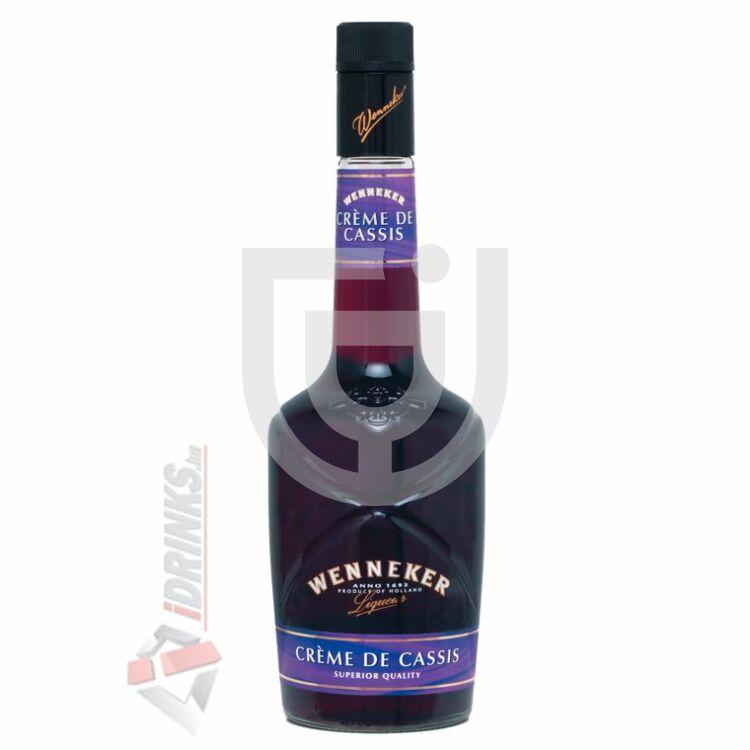 Wenneker Créme de Cassis Likőr [0,7L|15%]