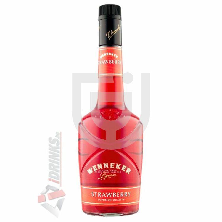Wenneker Strawberry /Eper/ Likőr [0,7L|15%]