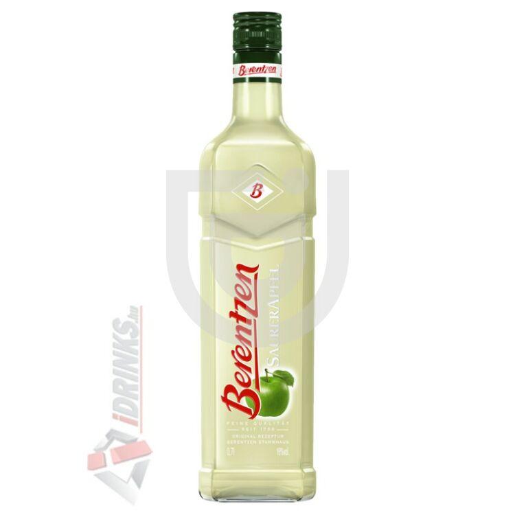Berentzen Saurer Apfel /Zöldalma/ Likőr [0,7L 16%]