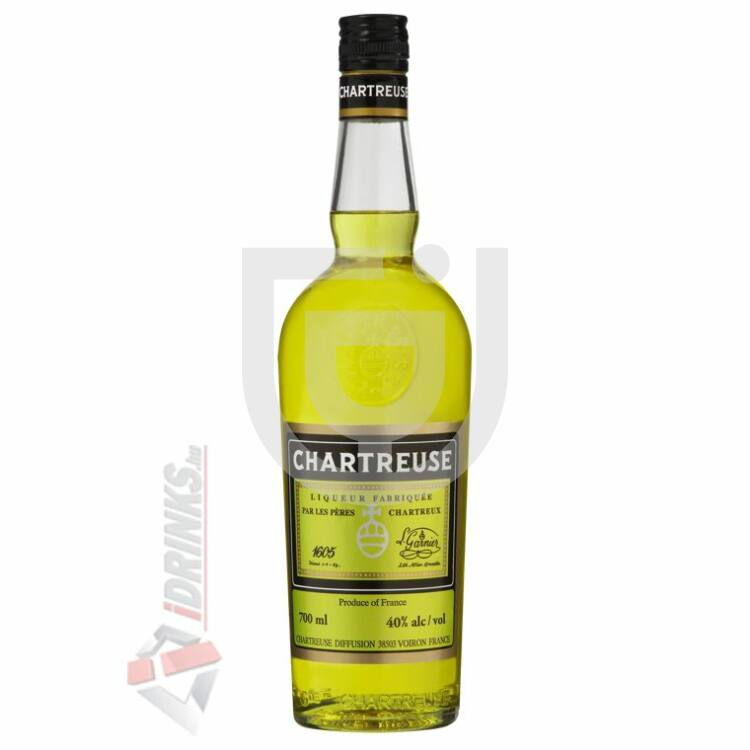 Chartreuse Yellow Likőr [0,7L 43%]
