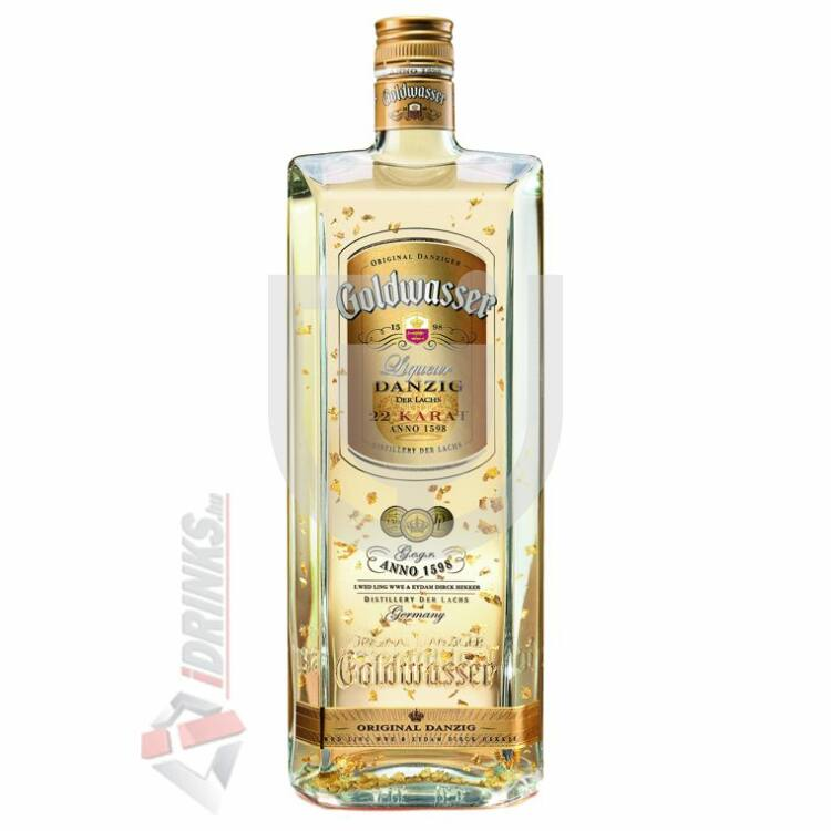 Goldwasser Likőr [0,5L|40%]