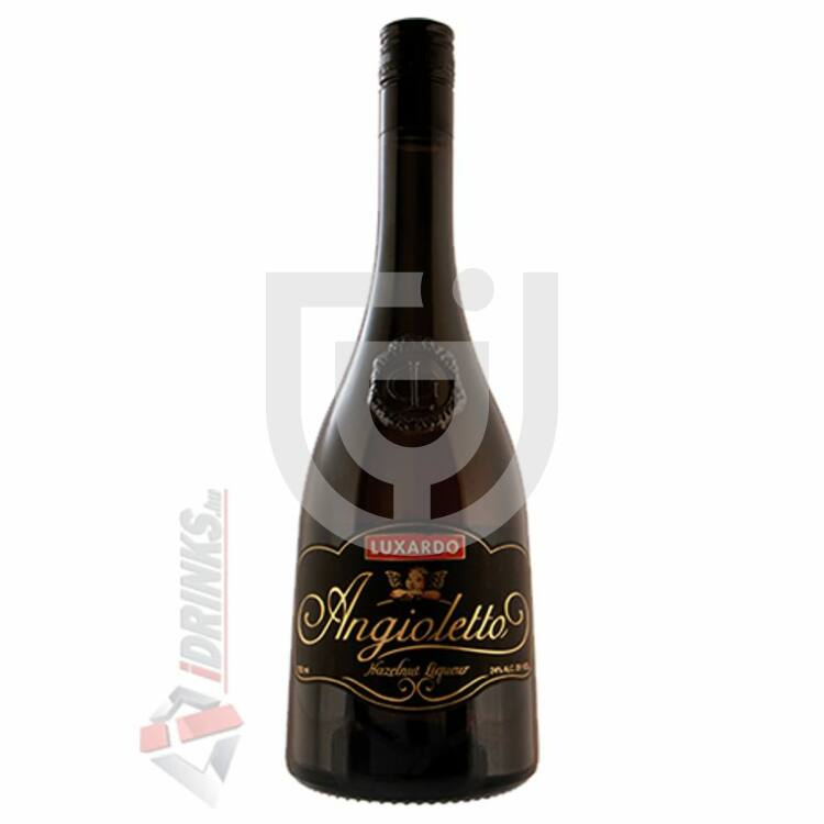 Luxardo Angioletto /Mogyoró/ Likőr [0,7L|24%]