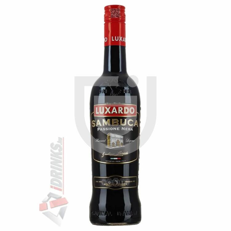 Luxardo Passione Nera Sambuca [0,7L 38%]