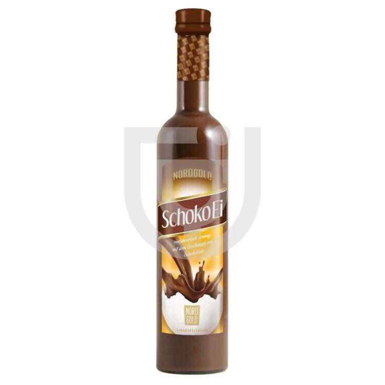 NordGold Schoko /Csokoládé/ Tojáslikőr [0,5L|15%]