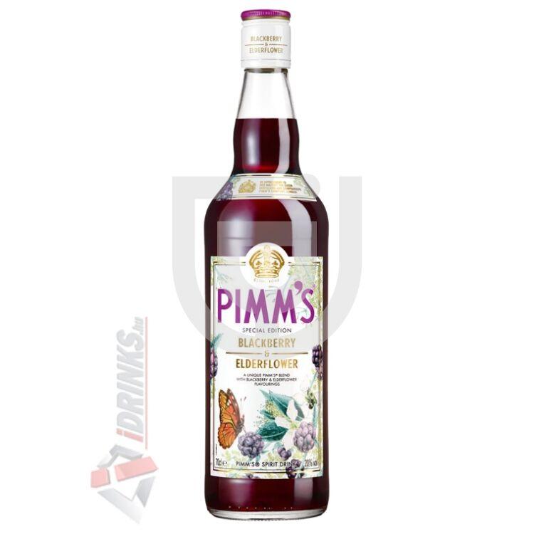 Pimm's Blackberry & Elderflower /Szeder &  Bodza/ Likőr [1L|20%]
