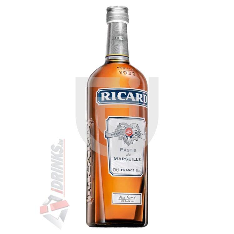 Pernod Ricard Pastis Ánizslikőr [1L|45%]