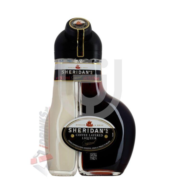 Sheridans [0,5L|15,5%]