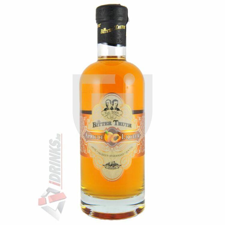 The Bitter Truth Apricot /Sárgabarack/ Likőr [0,5L|22%]