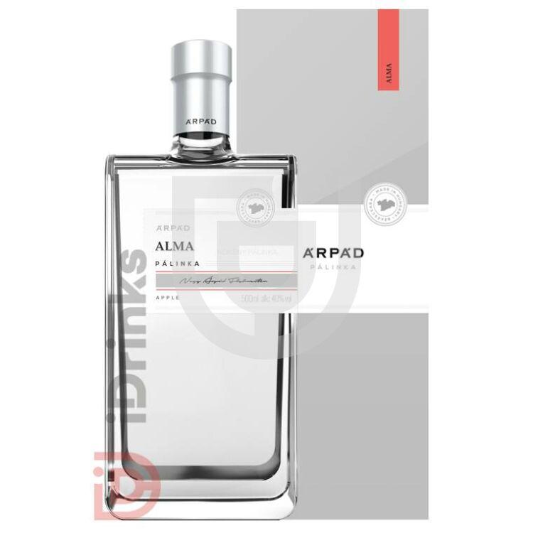 Árpád Alma Pálinka (DD) [0,5L|40%]