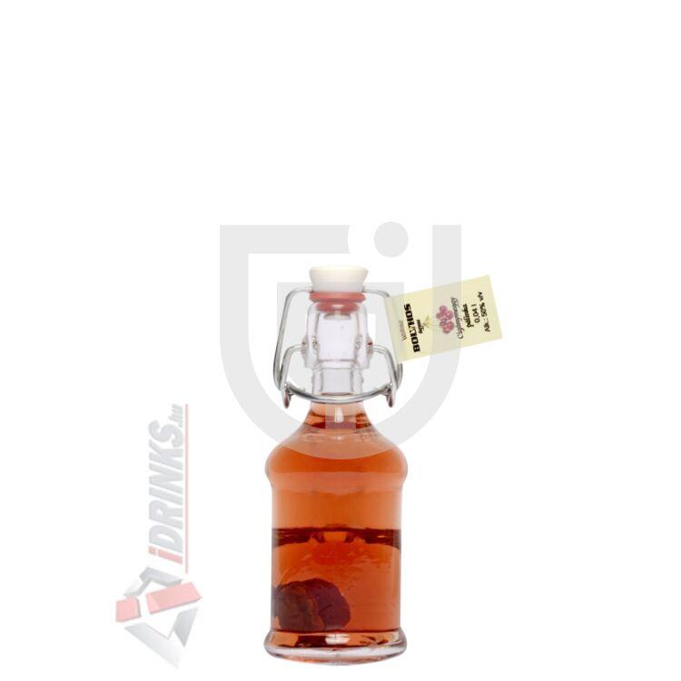 Bolyhos Ágyas Cigánymeggy Pálinka (Csatos üveg) [0,04L|50%]