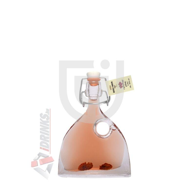 Bolyhos Ágyas Cigánymeggy Pálinka (Lyukas csatos üveg) [0,04L|50%]