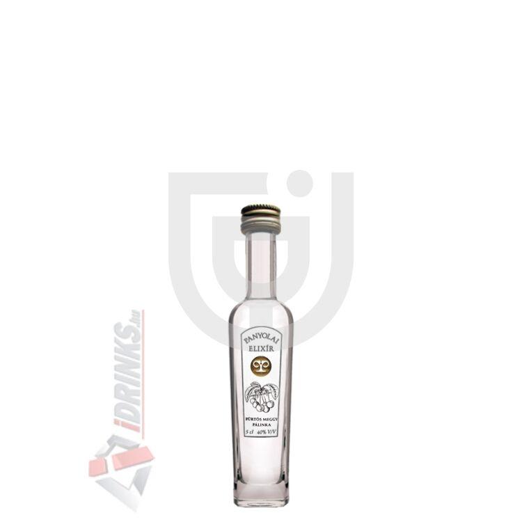 Panyolai Elixír Fürtösmeggy Pálinka Mini [0,05L|40%]