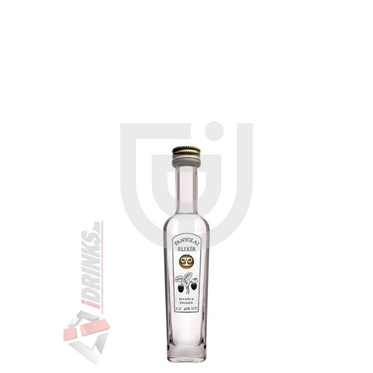 Panyolai Elixír Szamóca Pálinka Mini [0,05L 40%]