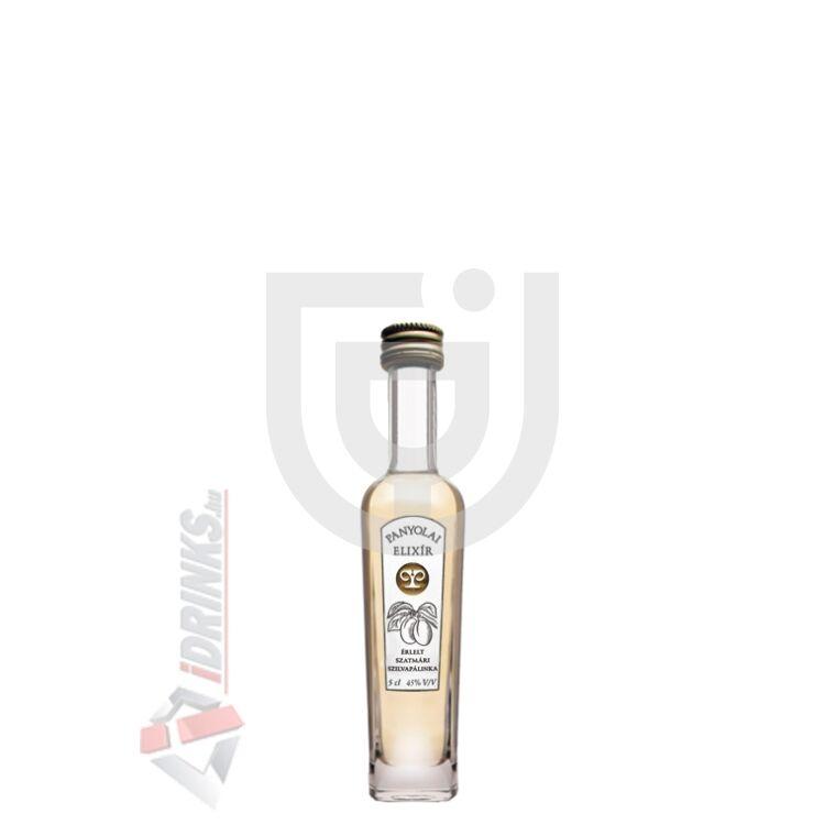Panyolai Elixír Érlelt Szatmári Szilva Pálinka Mini [0,05L|45%]