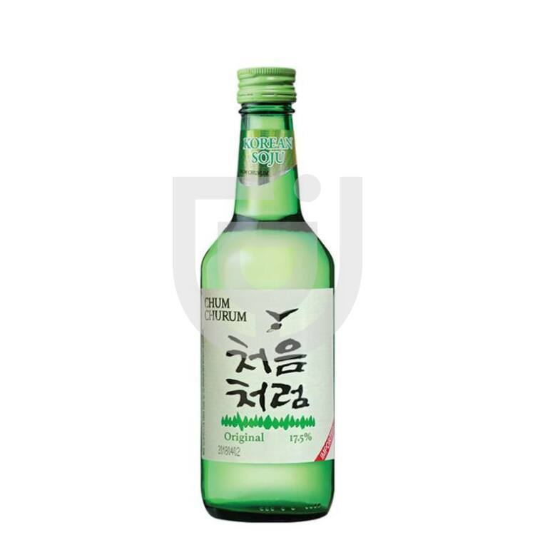 Chum Churum Original Soju [0,36L|17,5%]