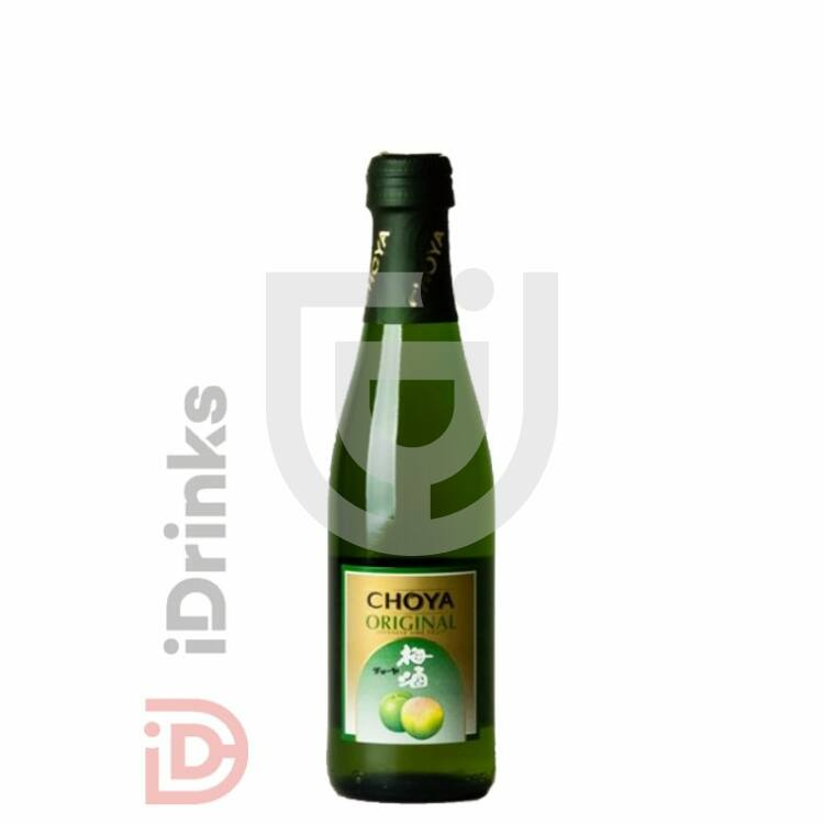 CHOYA Original Umeshu [0,25L 10%]