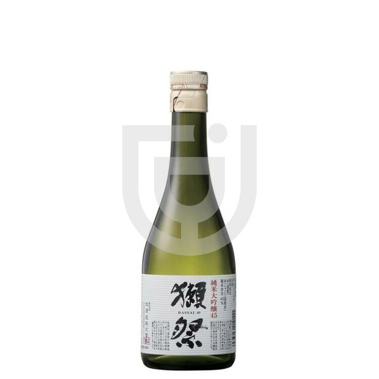 Dassai 45 Junmai Daiginjo Sake Mini [0,3L 16%]