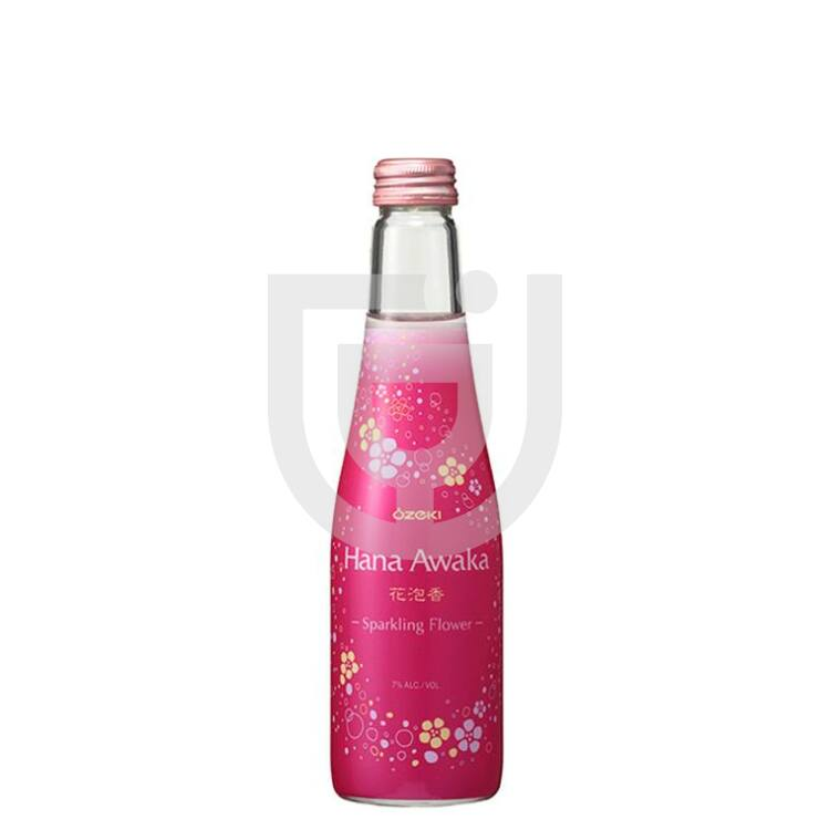 Ozeki Hana Awaka Sparkling Sake [0,25L|7%]
