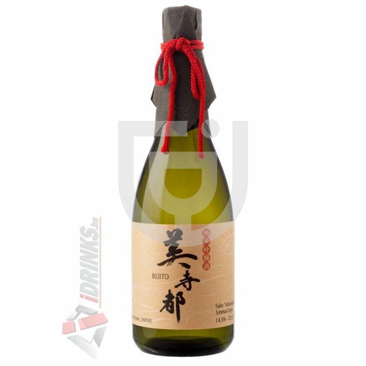 Bijito Junmai Ginjo Sake [0,72L 14,5%]