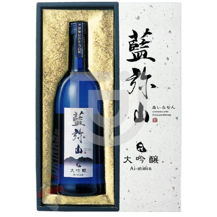 Sake Ghogoku Jozo Ai-misen [0,72L 16,4%]
