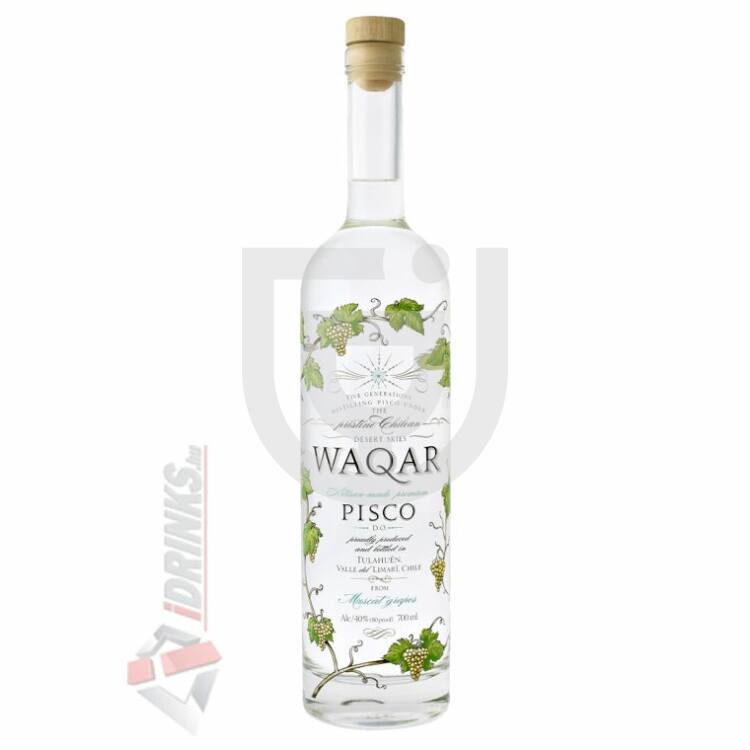 Waqar Pisco [0,7L|40%]