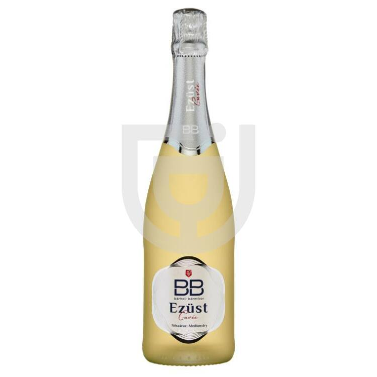 BB Ezüst Cuvée Pezsgő [0,75L]