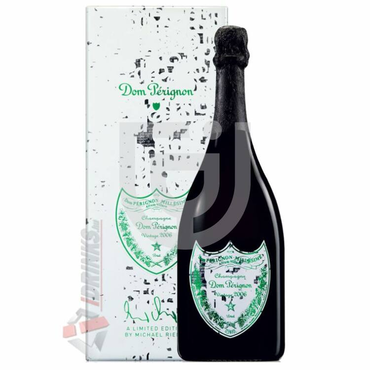 Dom Perignon Pezsgő Michael Riedel Limited Edition [0,75L|2006]