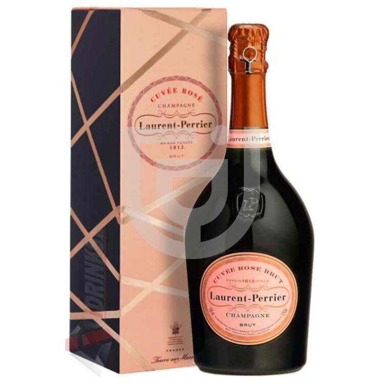 Laurent Perrier Rose Cuvée Brut Pezsgő (DD) [0,75L]