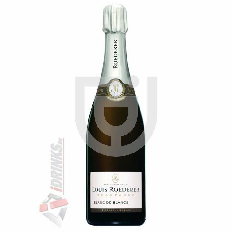 Louis Roederer Brut Blanc de Blancs Pezsgő [0,75L|2010]