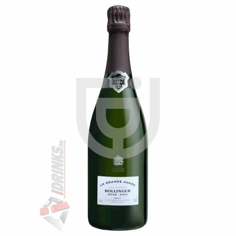 Bollinger La Grande Année Rosé [0,75L 2005]
