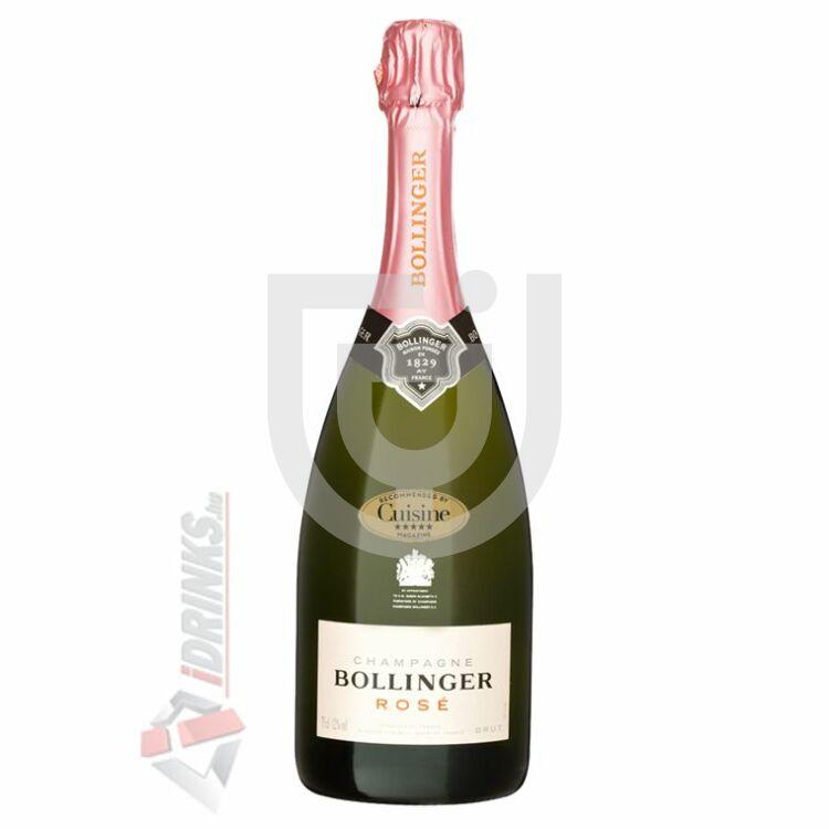Bollinger Rosé Pezsgő [0,75L|12%]