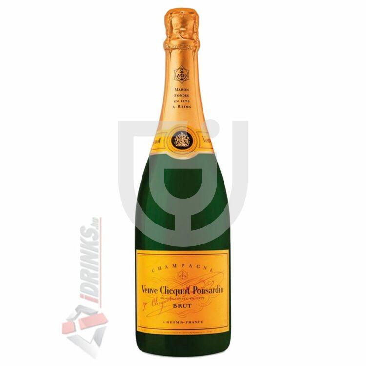 Veuve Clicquot Ponsardin Brut Pezsgő [0,75L]