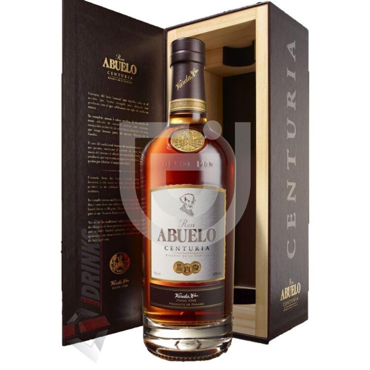 Abuelo Centuria 30 Years Rum (FDD) [0,7L|40%]