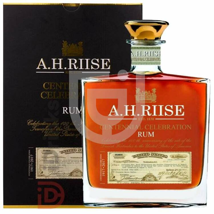 A.H. Riise Centennial Celebration Rum Limited Edition [0,7L 45%]