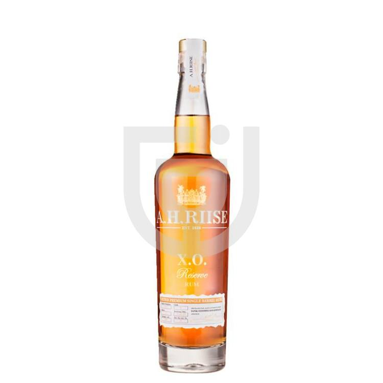 A.H. Riise XO Rum [0,35L 40%]