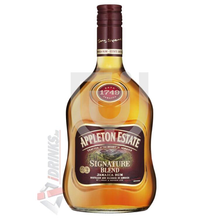 Appleton Estate Signature Blend Rum [0,7L 40%]
