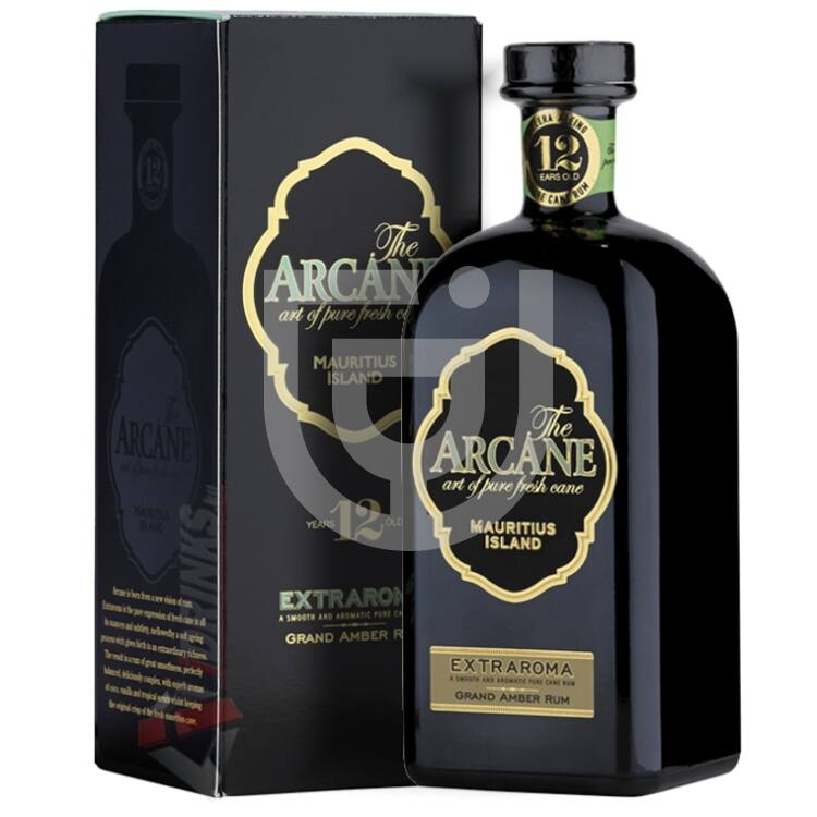 Arcane 12 years Extraroma Rum [0,7L 40%]