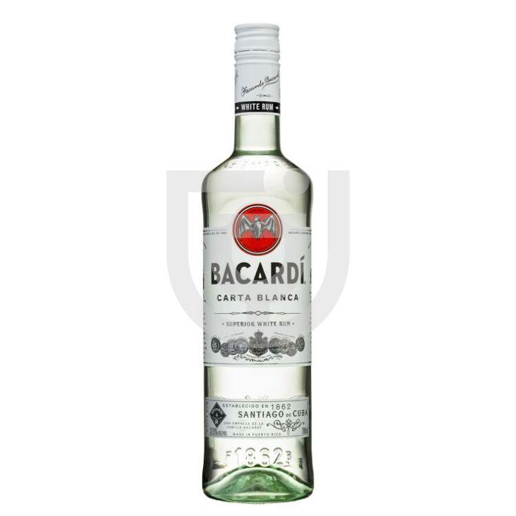 Bacardi Carta Blanca Superior Rum [0,5L|37,5%]