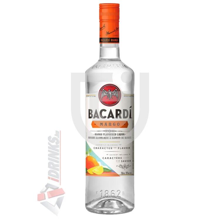 Bacardi Mangó Fusion Rum [1L 32%]