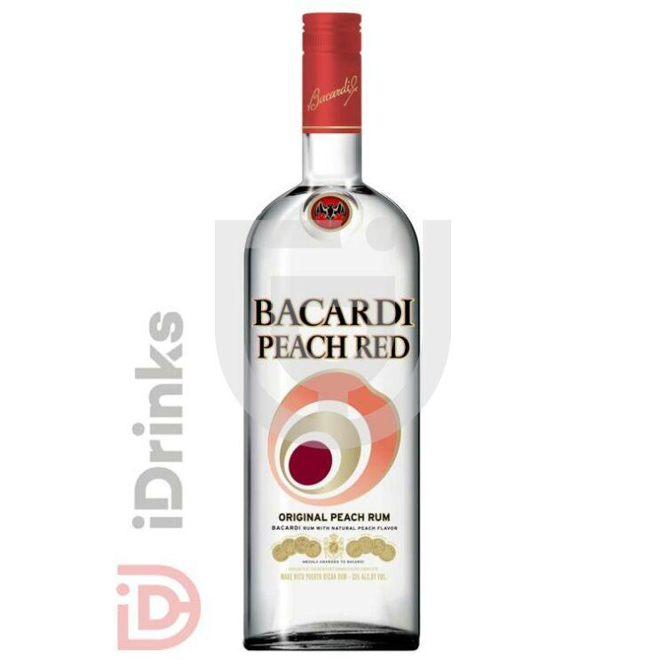 Bacardi Peach Red Rum [1L|35%]