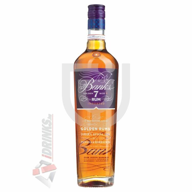 Banks 7 Years Golden Age Rum [0,7L|43%]