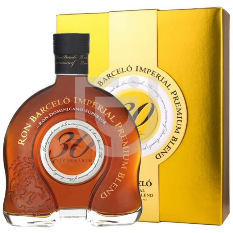 Barcelo Imperial 30 Aniversario Rum [0,7L|43%]