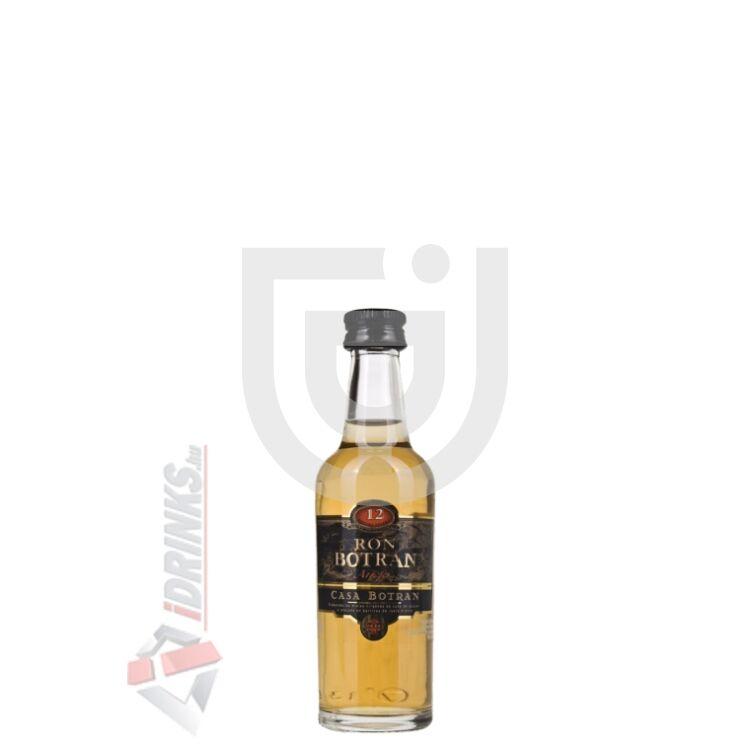 Botran Anejo 12 Years Rum Mini [0,05L|40%]