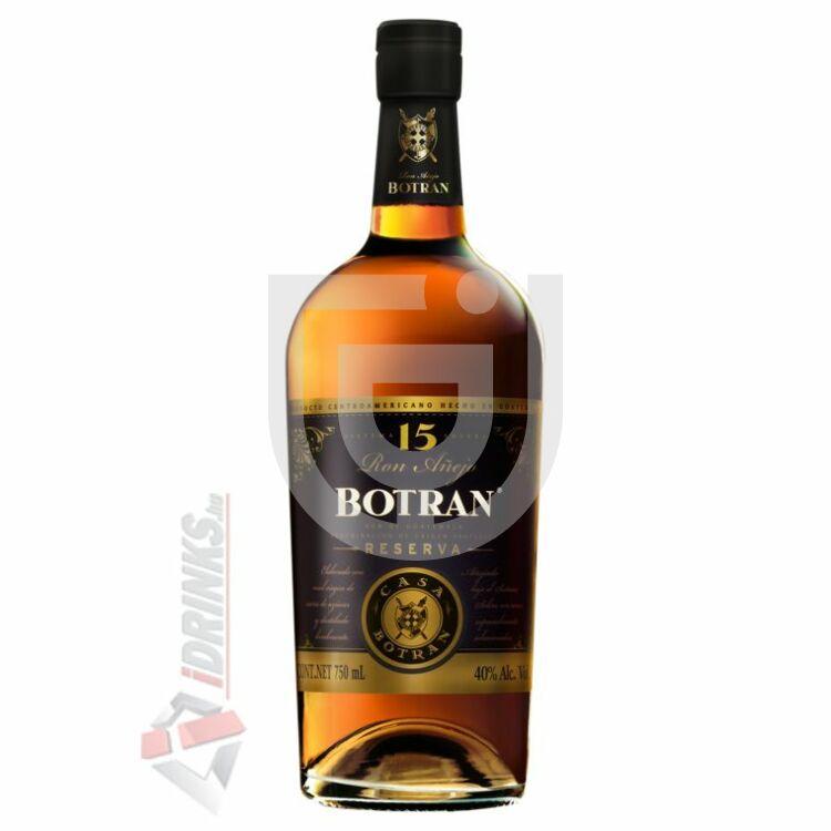 Botran Reserva 15 Years Rum [0,7L|40%]