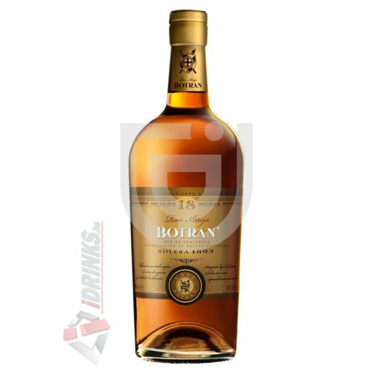 Botran Solera 18 Years Rum [0,7L 40%]