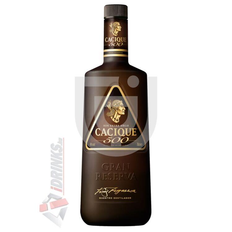 Cacique 500 Gran Reserva Rum [0,7L 40%]